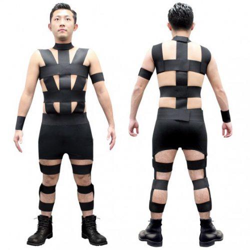HOT LIMITスーツ着用モデル