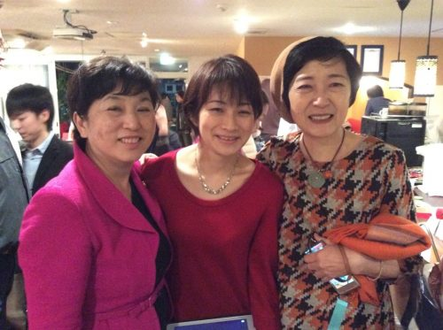 福島瑞穂議員と望月衣塑子記者がIWJで