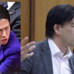 蓮舫が提訴される、大西健介の委員会質問