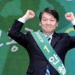 韓国大統領候補アンチョルス