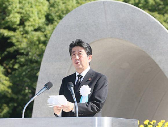 平成29年8月6日安倍総理