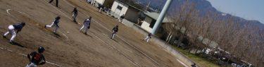 塀の中の懲りない面々!受刑者がソフトボール大会の打順を巡り大喧嘩!ジャーマン!マウントパンチ炸裂!