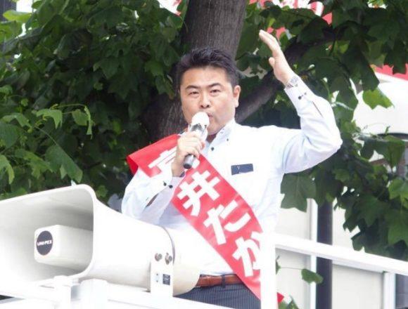 民進党・高井たかし議員「代表選、誰も出なければ最後は自分が手を挙げる覚悟でした」ほんまかいな?