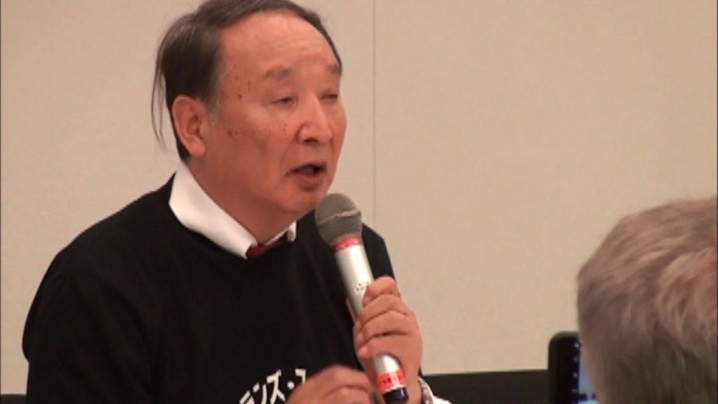 マルクス経済学者の金子勝さん「北のミサイルは森友・加計隠し、戦時体制にしたいのか」意味不明