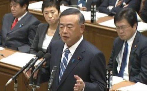 希望の党・中山成彬また失言「安倍首相交代は許されない、前原は言うだけ番長、辻元と一緒冗談じゃない」