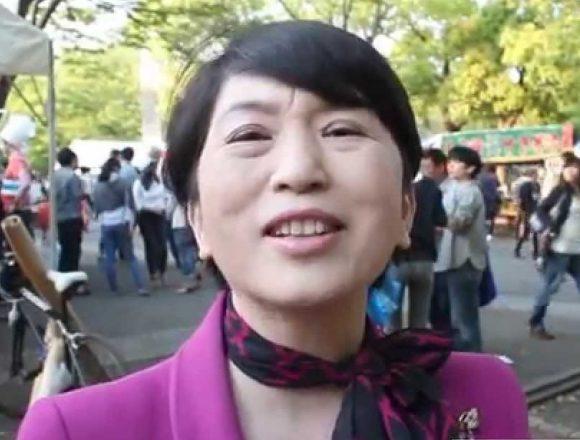 福島瑞穂からのクイズ「国会前の朝鮮半島で戦争をするなの集会での挨拶です」正解者が出るとは思えない