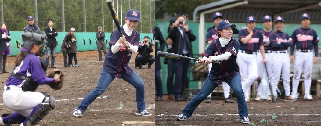 悲報!女子マネージャー山尾志桜里・前原誠司主将の野球チーム、会合の出席者が僅か7名でチーム組めず4