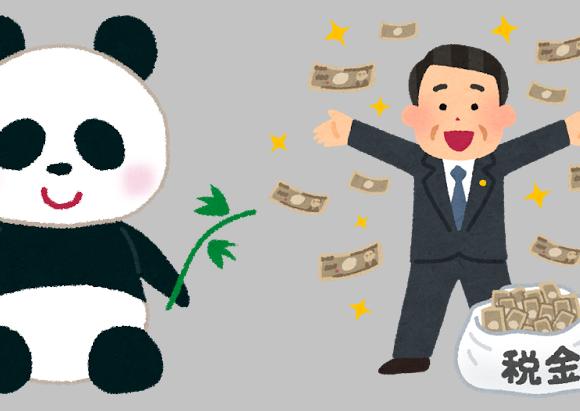 名護市長選、翁長知事と現職市長が「パンダ誘致」で有権者を釣る!→市民「パンダに笹より子供に給食を」