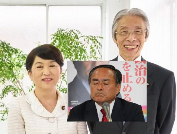 社民党完全崩壊!党首選「候補者ゼロ」で延期に、福島も又市も重責を無職の吉田忠智さんにまた押し付ける