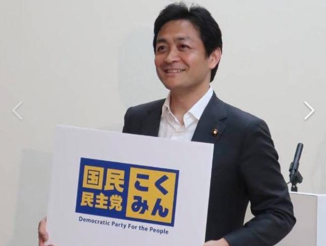 国民民主党「新しいロゴを発表しました」ゲオとTSUTAYAを丸パクリ疑惑浮上