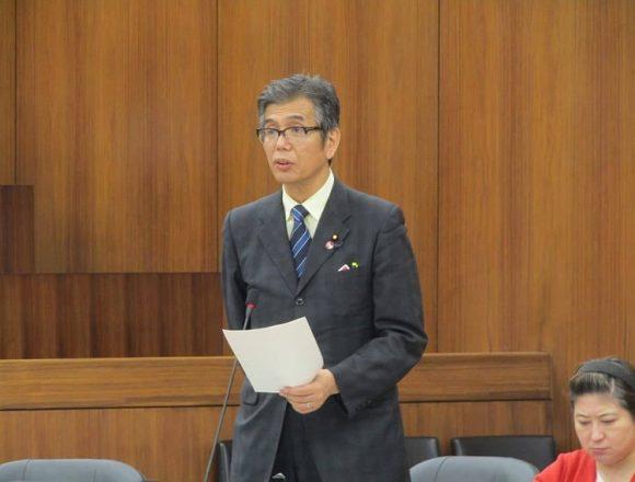 共産・宮本岳志が謝罪「オウム事件の犠牲者数と豪雨災害の犠牲者数を並べ論じたのは極めて不適切な誤り」