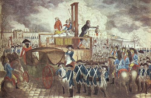 炎上!駐日欧州連合代表部がオウム死刑執行を批判、ただし来週にはギロチン処刑のフランス革命を祝う予定