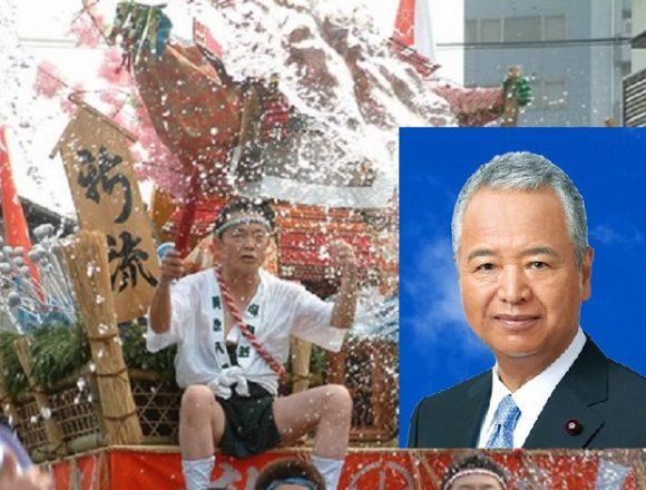 後期高齢者の麻生太郎さん、過密スケージュールに「私の働き方改革はどうなっている?」甘利議員にメール