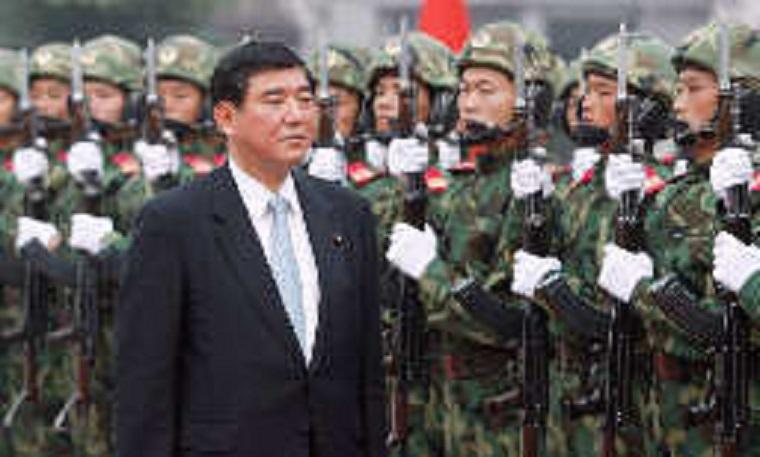 石破茂「防衛庁長官のとき人民解放軍の青年将校に自衛隊の機密以外すべて見せるよう命令した」スパイかよ