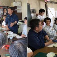 デマ「共産党・小池晃が被災地の炊き出しおにぎりを食べた」説明で誤解は解けるのにツイート削除?
