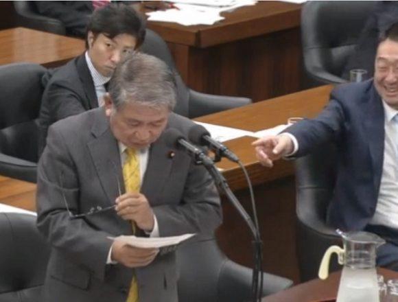 共産党が自衛隊内部資料を入手し国会で暴露!石垣島奪還作戦の想定に「奪還は沖縄戦の再来」と反対の姿勢