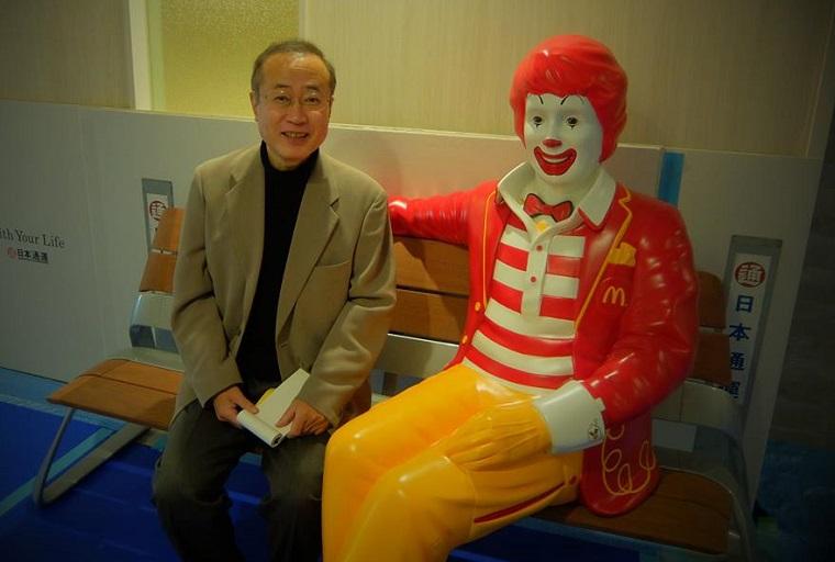 有田芳生「今の年齢と生年(西暦)を足すと2018になる。1000年に一度のことだ」←当たりまえだよ