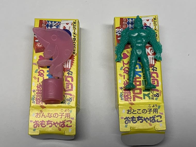 自称イケメンの勝部元気さん「フエラムネのオマケにおとこの子用と書いてあったのでメーカーに抗議した」
