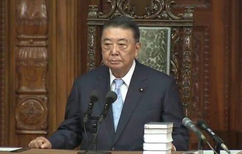 大島理森衆院議長「野党がどうして評価が低いのか考えて」←それが考えられないから野党なんですよ