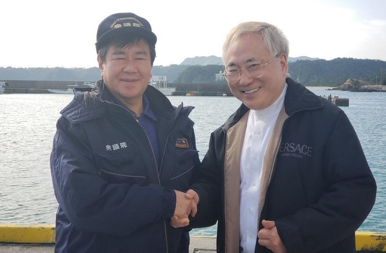 高須院長「がなり立ててない、警備の方は冷静」原口議員「高須先生は嘲笑してない」→田中龍作が記事訂正