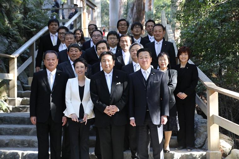 立憲の伊勢神宮参拝に呼ばれなかった阿部知子議員「非常に残念」←残念なのは党内事情を読まない無役議員