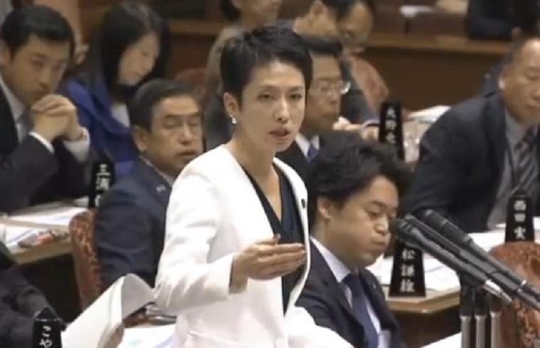 ブーメラン蓮舫、与党の政治資金問題に「国会で厳しく問うべき」その1ケ月後、辻元清美の外国人献金発覚