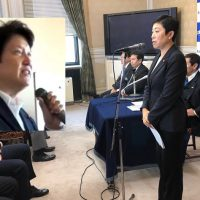 足立康史議員「フラフラなのは辻元さん。外国人献金や連帯ユニオンの問題が効いていて、酷くおとなしい」
