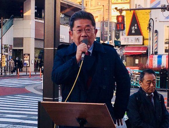小池晃がブーメラン発言「お札の顔を代える前に、首相と財務相の顔を代えた方がいい」志位19年目の独裁