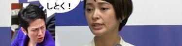 また立憲の嘘が発覚!市井紗耶香「尊敬するのは蓮舫」インスタもツイッターもフォローしていないことが判明←ブロックされてんじゃないかな?