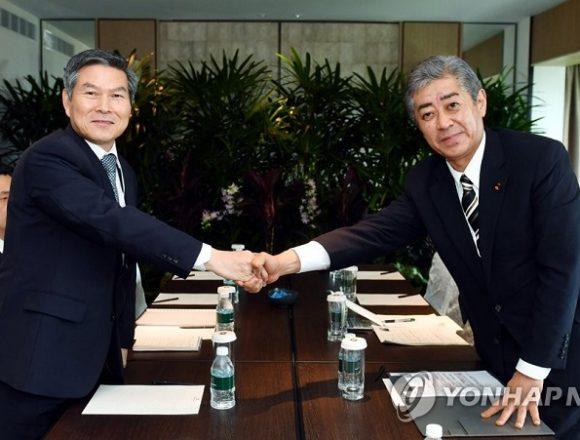 岩屋防衛大臣、日韓防衛相の非公式会談「会うべきと私が判断した」外交防衛委員会で自民議員から問われ答弁