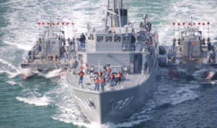 涙が止まらない!海上自衛隊第101掃海隊、スピード重視と予算削減の結果か?阿部寛さん主演で映画化するべき