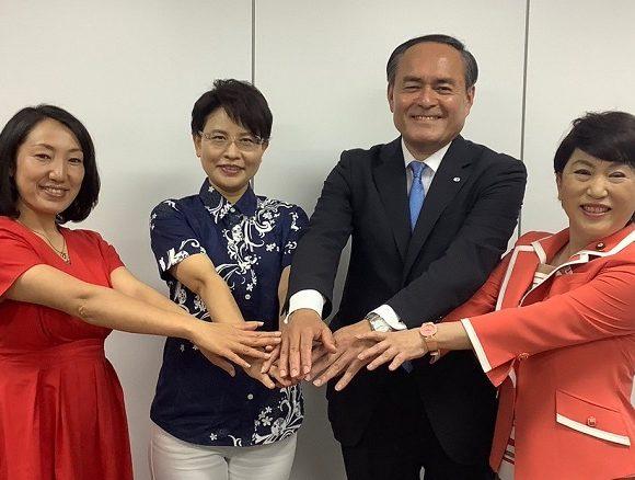 福島瑞穂「社民党の女性候補は7割を超えた。おっさん政治をやめさせよう!」男性が2人しか集まらなかっただけなのに物は言いようだな
