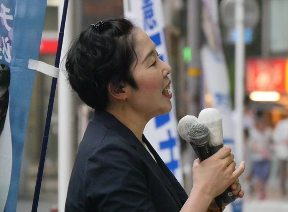 【震災デマ】立憲民主候補・おしどりマコ「東京電通は震災翌日にみんな大阪に逃げた」→電通が否定「常識的に考えられない」