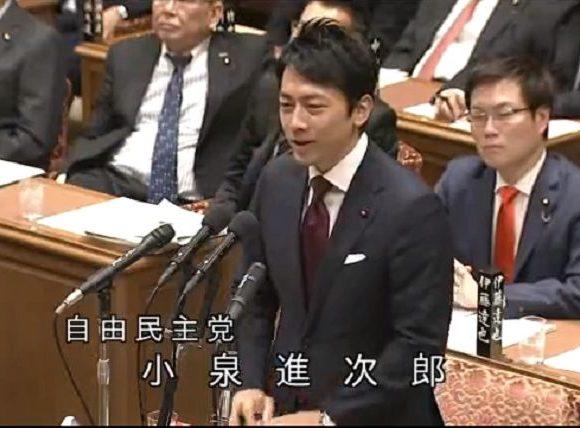小泉進次郎「質問0、議員立法0、質問主意書0」は間違い?データベースで検索すると→発言録だけで172回もヒット