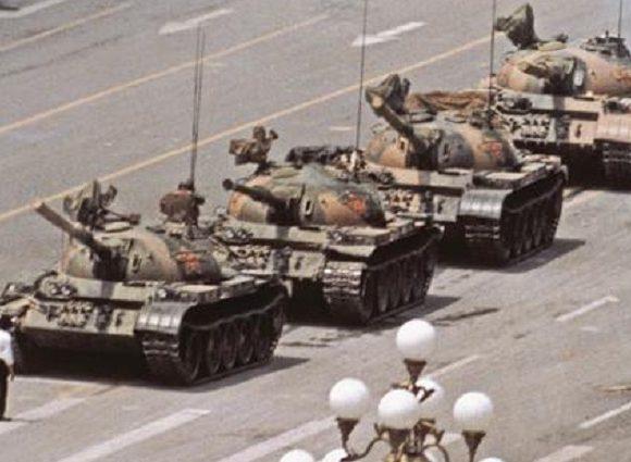 共産党地区委員長「国民多数に選ばれた政権を実力をもってひっくり返そうとするものを鎮圧するのは当然」