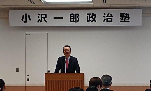 小沢一郎が救いようのない暴言「受け皿を形の上だけでいいから作る。政策を精査して投票する人はほとんどいない」