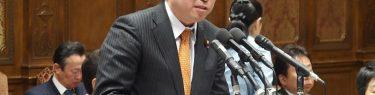 森友追及の福島伸享元議員「関電訪問は無意味なパフォーマンス、テレビカメラの前で有益な情報は得られない」緒方林太郎元議員「顔に私、目立ちたいですと書いてある」