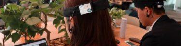 東急不動産が従業員の頭に脳波センサーを装着→オウム真理教みたいだと大不評→東急不動産「植物が脳に与える影響を確認するため」