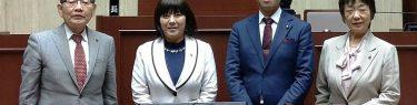 共産党の西東京市議が役所内で赤旗の勧誘や集金→市長「現状を改める必要がる」→共産党「憲法ガー!」