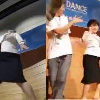 お宝動画発掘!あの福島瑞穂さんがキレッキレのダンシングクイーンだったことを君たちは知っているか?
