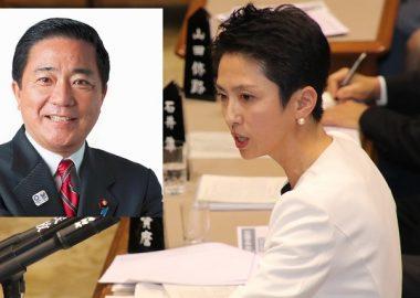 蓮舫、国家安全法で逮捕されたジミー・ライ氏の保釈に「理由がわからない」→長島昭久「そもそも不当逮捕ですよ!」