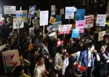 アベは辞めろ!と叫んでいた元SEALDsメンバー「安倍さんが辞めただけでは何の意味もない」えっ、そうなの?