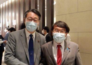 松原仁さん、コッソリと立憲民主党に入党していた!報道されないよう締め切り後に届け出か?