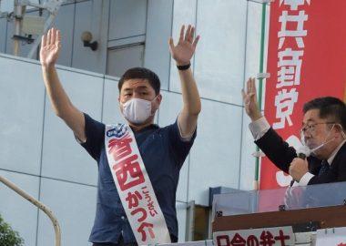 共産党のジャイアン、デマを流して削除逃亡!石原伸晃議員のコロナ感染に「重傷者を押しのけて入院」